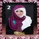 Jilbab Syria Unik Bridget Fisura Scarf  - Sonwill.com