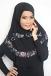 Jilbab Syria Kamilia Kerut Cantik  - Jilbabcantikmurah.com